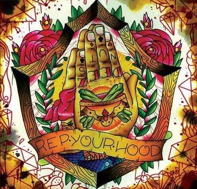 Deez Nuts - Rep Your Hood [2007]