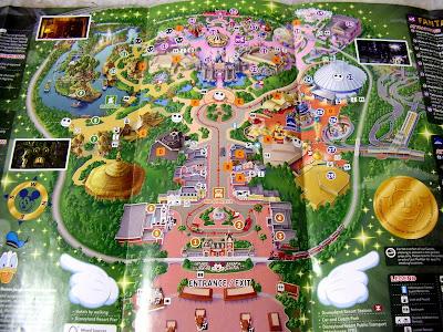hong kong disneyland map pdf