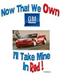Now that we own GM, Choose Your Car!