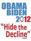 "The ""Obama-Biden 2012"" permanent campaign just got its new slogan!"