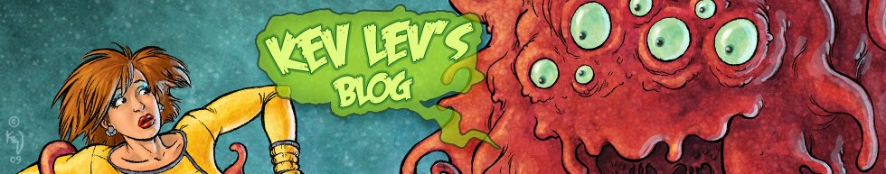 Kev Lev's Blog