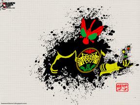 Kamen Rider Ooo Wallpaper