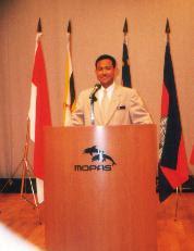 Malaysian Youth Ambassador SSEAYP2003