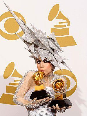 Philip Treacy Lady Gaga Hats. No look for Lady Gaga is ever