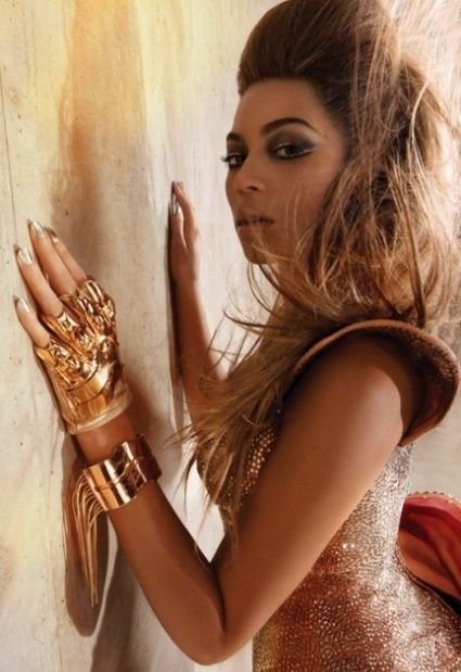 Beyonce looks set to launch another assault on the charts in 2010 with the