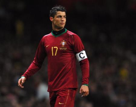 FW Cristiano Ronaldo