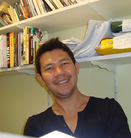 teacher/professor Daniel Ferraz