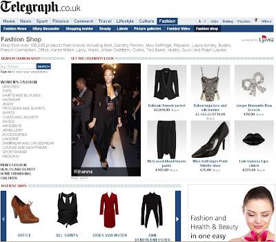 telegraph online shop