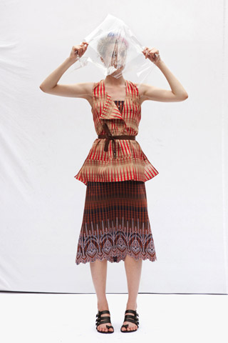 thakoon resort 2011 african inspiration