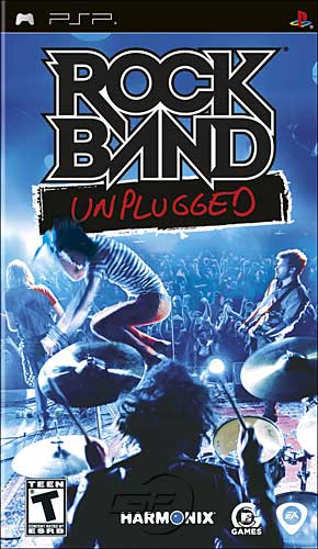 Rock Band Unplugged [CSO] [PSP] [FLS-FS]