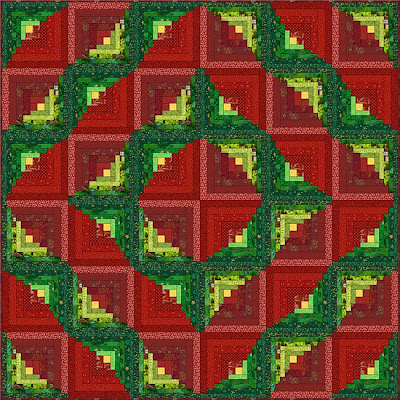 Christmas Quilt Patterns - Sew a Quilt