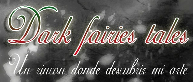 Dark fairies tales