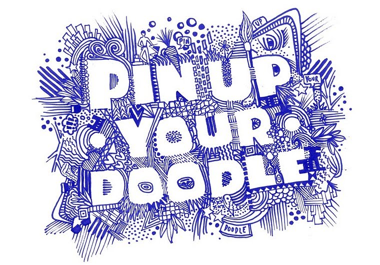 Pin Up Your Doodle