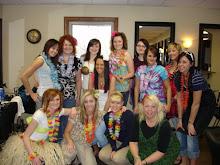 AKA's Spirit Week Hawaiian Day