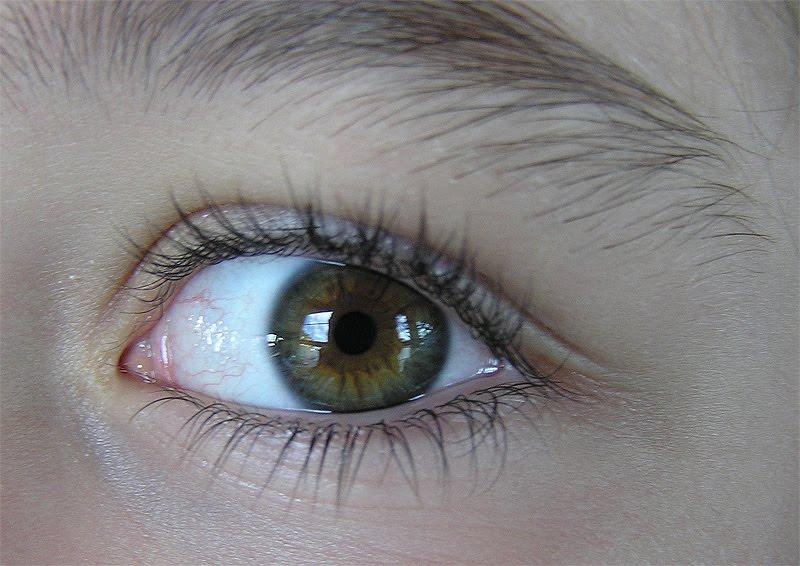 ojo precioso