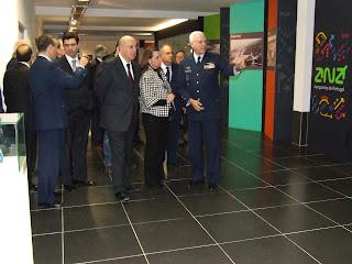 Base Aérea N.º 1 em Sintra inaugura novas instalações do Museu do Ar