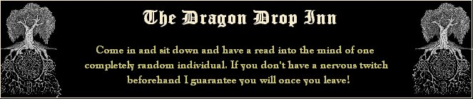 The Dragon Drop Inn