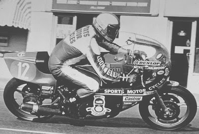 NCR MIKE HAILWOOD TT