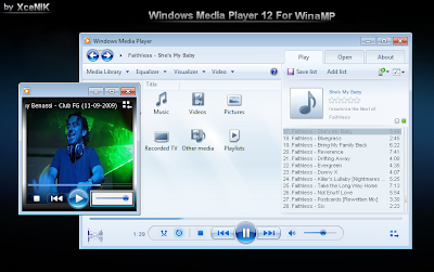 Windows Media Player 12 For Windows 7 64