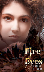 FIRE EYES by CHERYL PIERSON