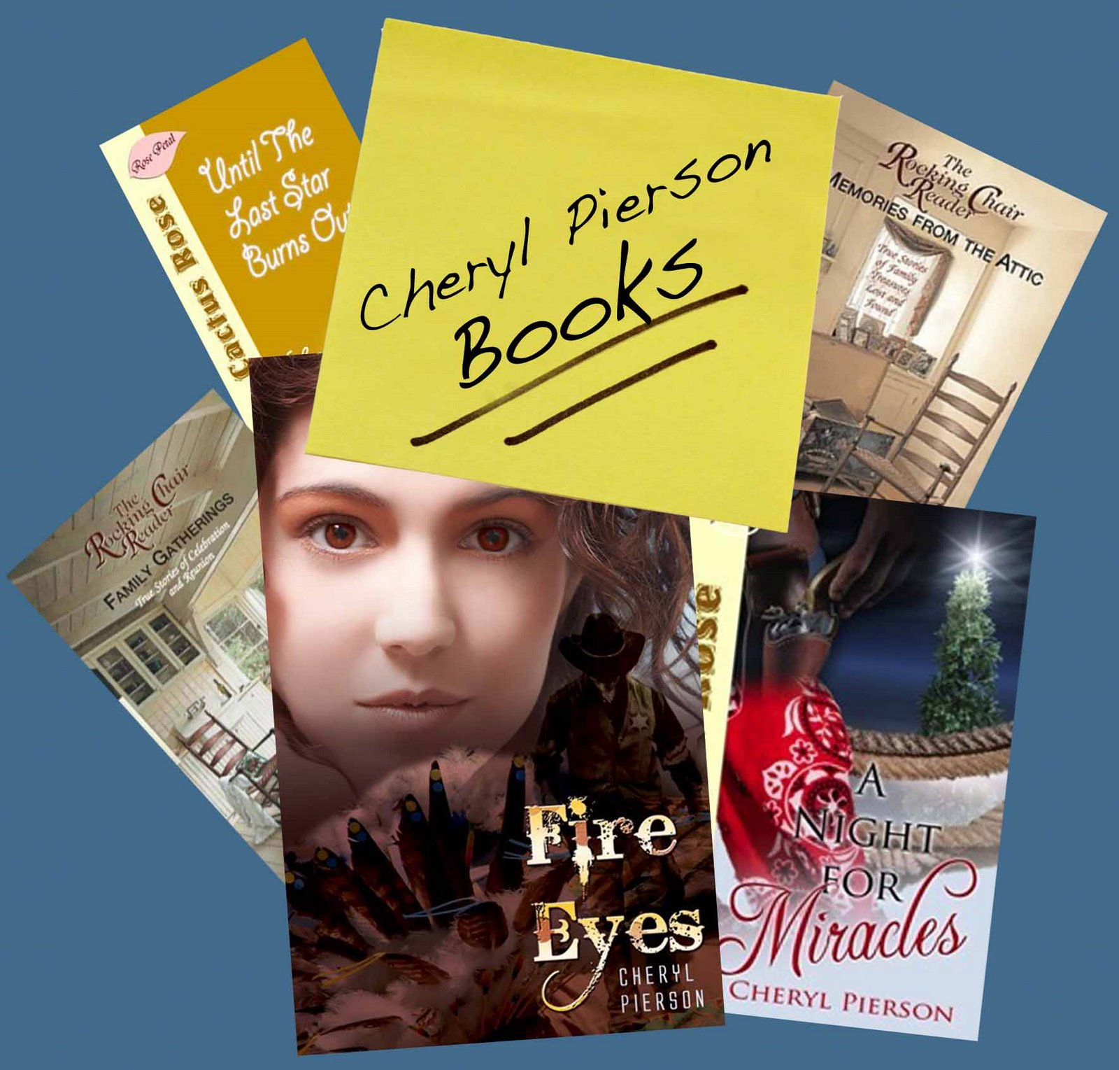 Cheryl Pierson Books