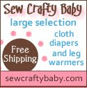 sew crafty baby