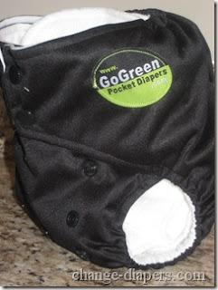 gogreen pocket diaper giveaway