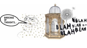Birdcage of thoughts