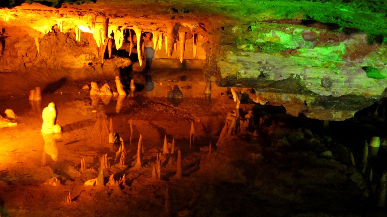 Sarah Marc Skyline Caverns