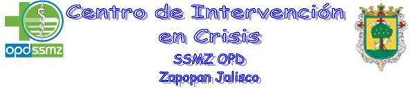 CENTRO DE INTERVENCION EN CRISIS
