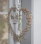 Perler i ett hjerte