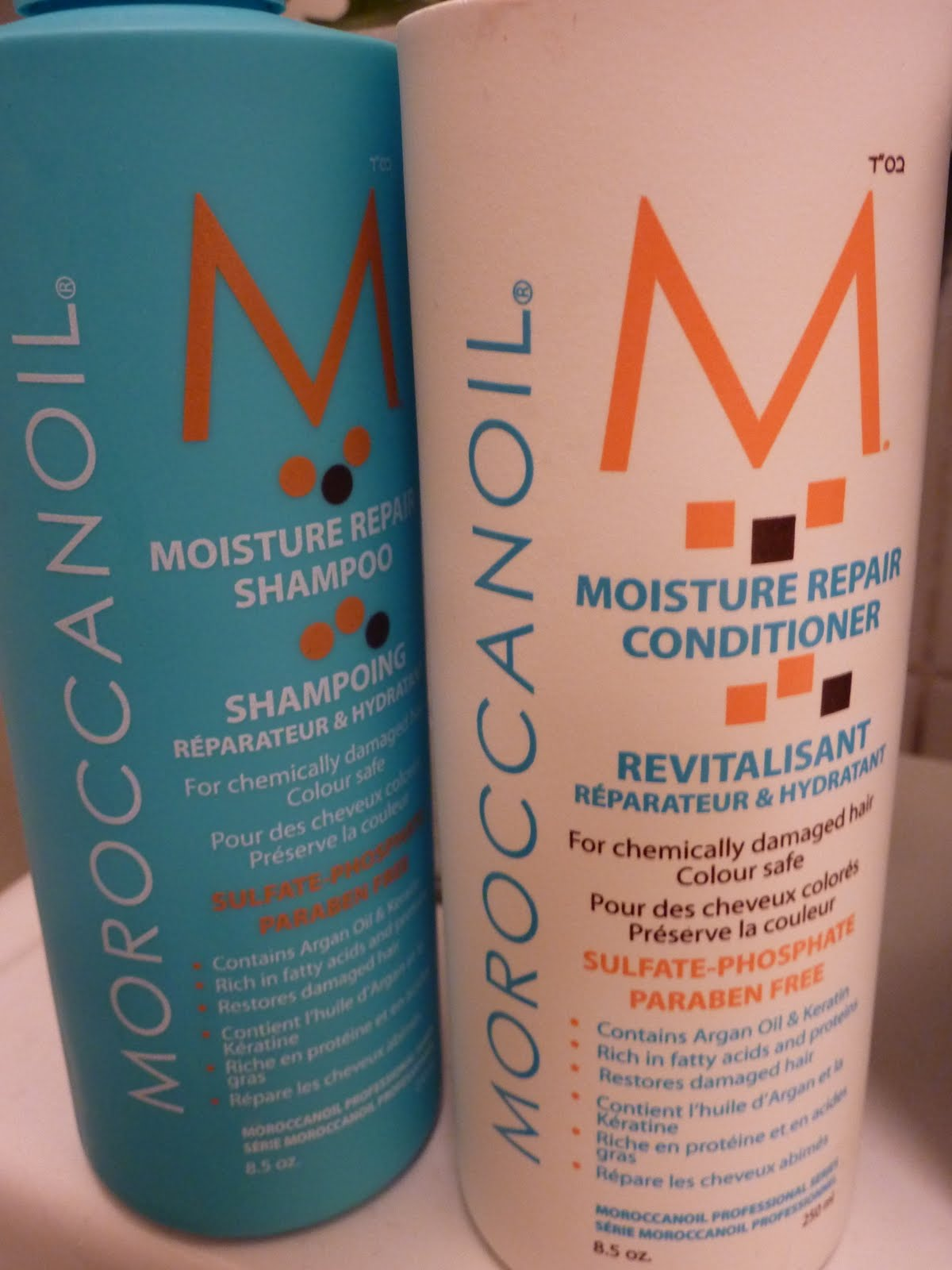 Jenny Likes It: Moroccan Oil Hair Products