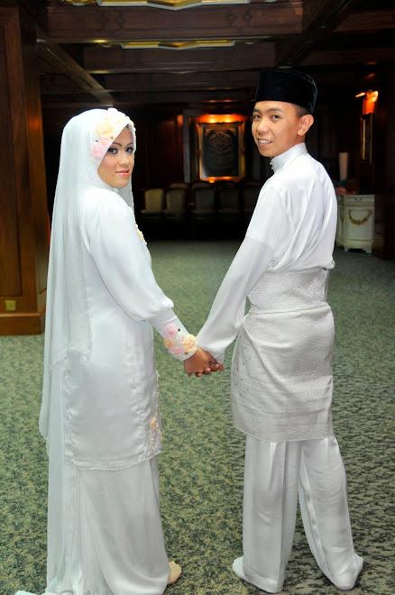 Majlis Pernikahan di Masjid Jame'