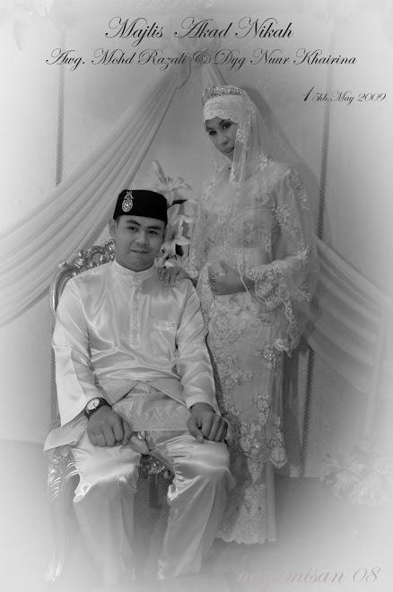 M.Razali & Nuur Khairina I