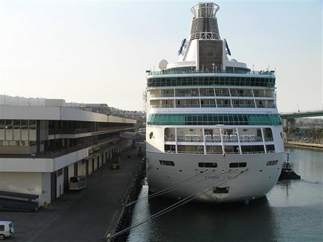 Professor Cruise Ship Cruise Departure Port Los Angeles California - Los angeles cruise ship terminal