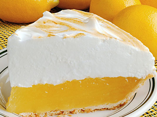 if you think it is easy to bake a perfect lemon meringue pie think ...