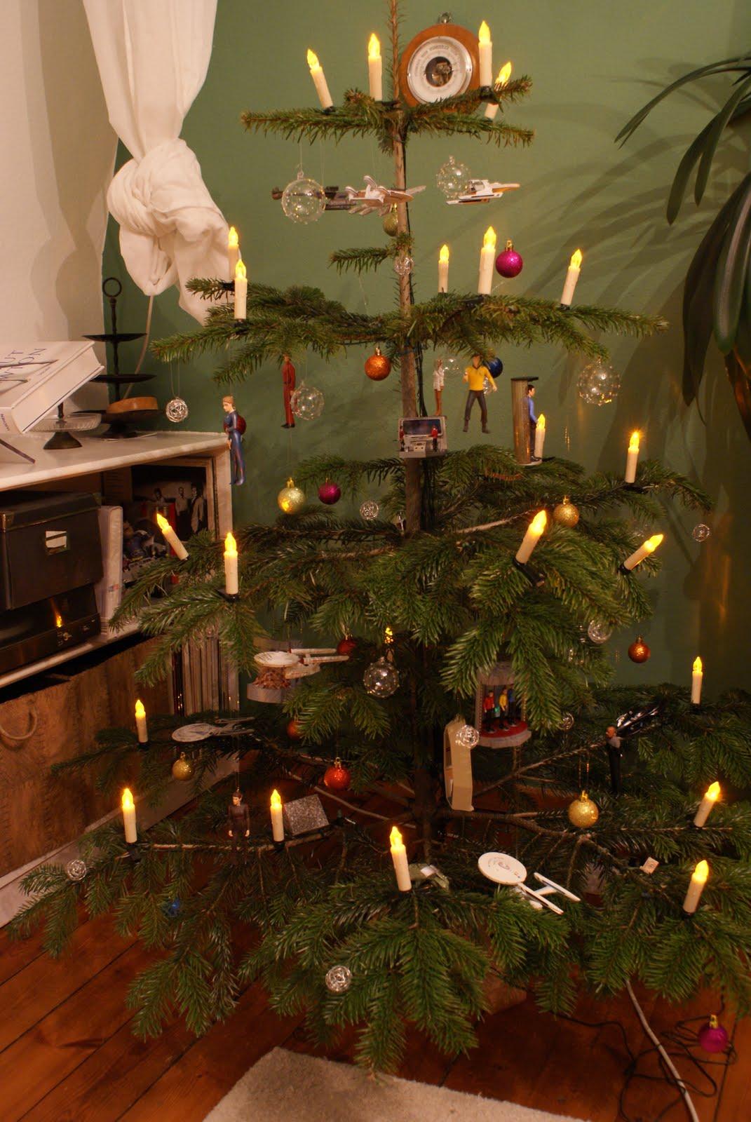 Star trek tafelrunde hermann darnell potsdam babelsberg for Amerikanischer weihnachtsbaum