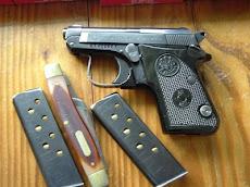 Beretta 950BS Jetfire .25 ACP