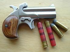American Derringer Model-1 .410 & .45 Colt
