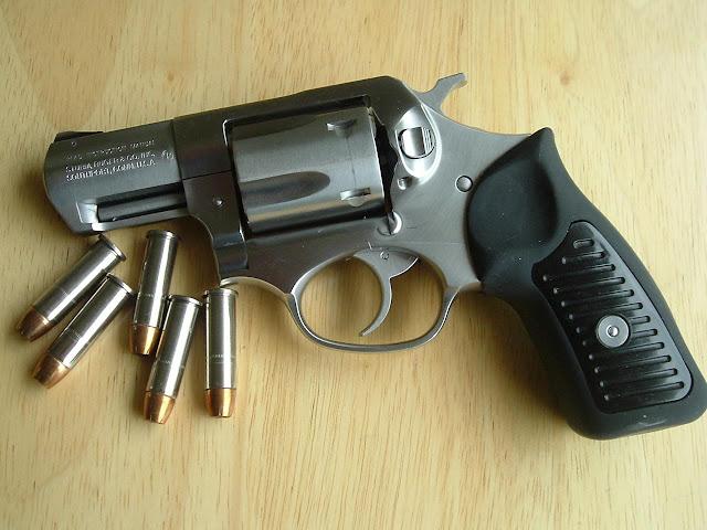 The Next Chapter: Ruger SP101 .357 Magnum