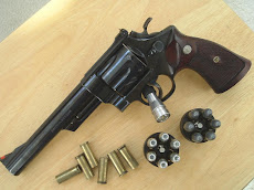 Smith & Wesson .44 Magnum pre-Model 29