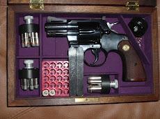 2.5'' Colt Python .357 Magnum
