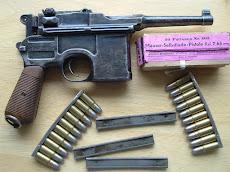 Mauser C96 Bolo