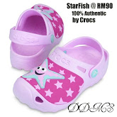 Crocs Star Fish @ RM90