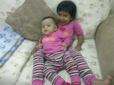 Syasya &amp; Syamimi