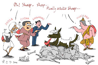 >(ASEAN is listening well to the advice of our leader of Burma)