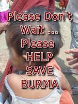 Save Lives & Save Burma