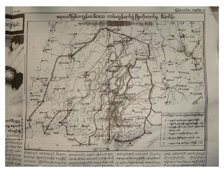 >Burmese Military Junta to build roads over Nargis hit Delta