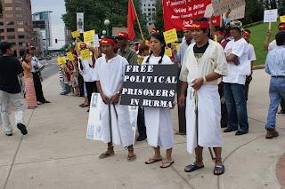 >Burmese in Denver remember 88 – 20 years of Burma uprising