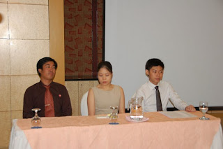 >Burmese in Singapore hold Press Conference about their deportation
